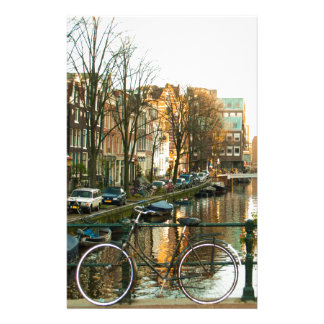 Amsterdam Bicicle Stationery