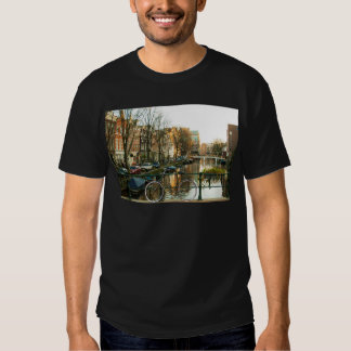 Amsterdam Bicicle T Shirt