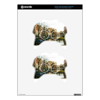 Amsterdam Bicicle Xbox 360 Controller Skins