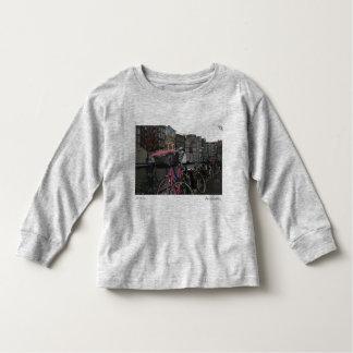 Amsterdam bicycle t shirt