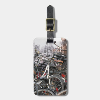 Amsterdam Bicycles Bag Tag