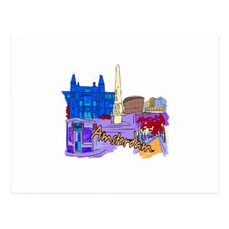 amsterdam blue city image.png post cards