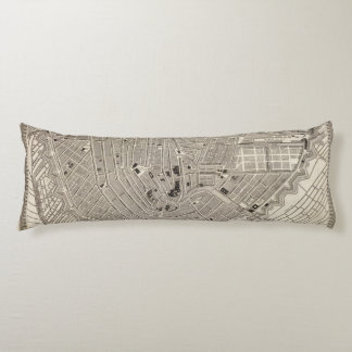 Amsterdam Body Pillow