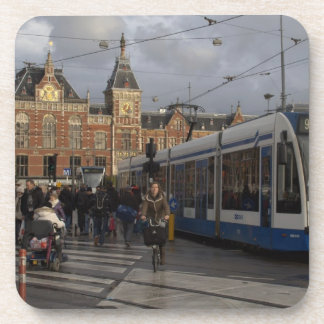 Amsterdam Central Station Coaster