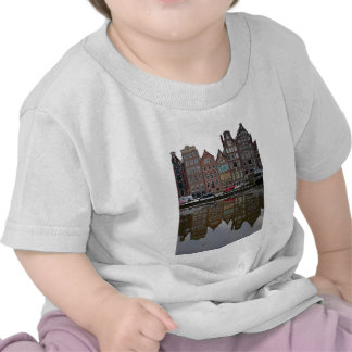 Amsterdam city t-shirt