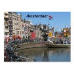 Amsterdam - ciudad [kan.k]. postal