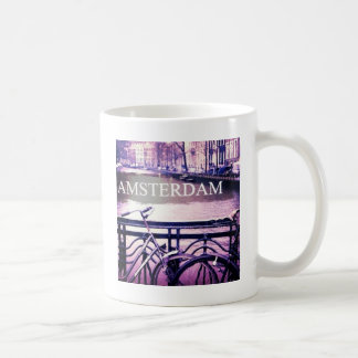 Amsterdam Classic White Coffee Mug