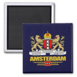 Amsterdam COA 2 Inch Square Magnet