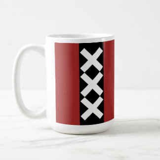 Amsterdam Coat of Arms. Coffee Mug