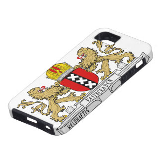 Amsterdam Coat of Arms iPhone SE/5/5s Case