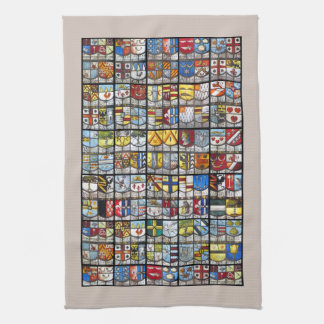 Amsterdam Coat of Arms Windows Towels