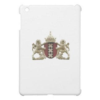Amsterdam Coat of Arms XXX Shield iPad Case