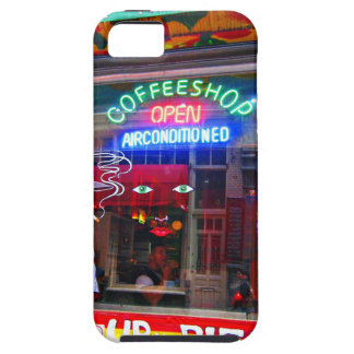 Amsterdam Coffee Shop iPhone SE/5/5s Case