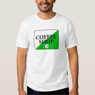 Amsterdam Coffee Shop T-shirt