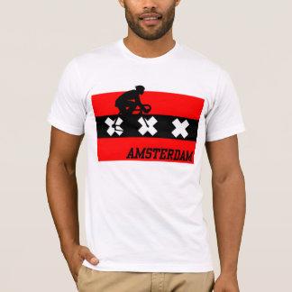 Amsterdam Cycling Male T-Shirt