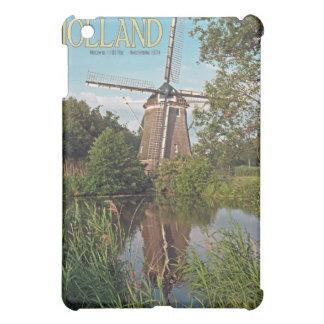 Amsterdam - De 1100 Roe Windmill iPad Mini Cover