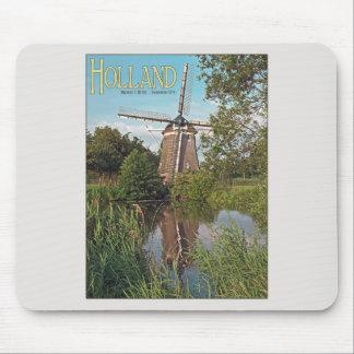 Amsterdam - De 1100 Roe Windmill.jpg Mouse Pad