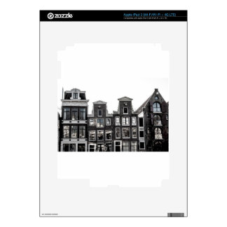 Amsterdam Decals For iPad 3