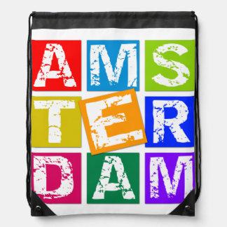 Amsterdam Drawstring Backpack