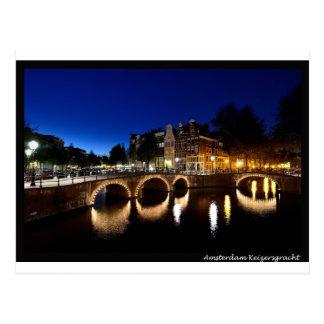 Amsterdam emperor ditch, Postcard