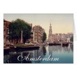 Amsterdam Felicitación
