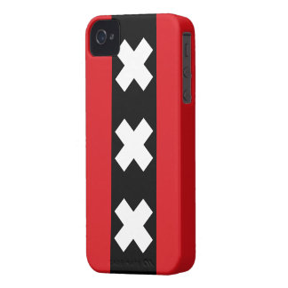 Amsterdam Flag Case-Mate iPhone 4 Cases