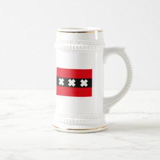 Amsterdam Flag Mug