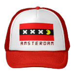 Amsterdam gamer Cap By Amsterdamned Hats