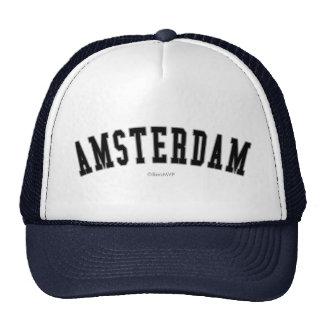 Amsterdam Gorro De Camionero