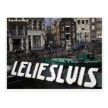 Amsterdam greetingcard postcards