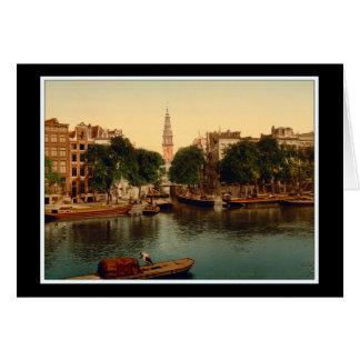 Amsterdam Groenburgwal Card