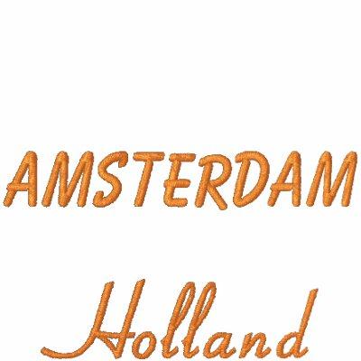 Amsterdam Holland Polo Shirt