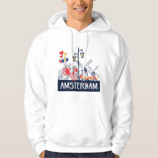 Amsterdam Hoodie creative and unique