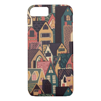 Amsterdam Houses iPhone 7 Case/Cover/Protection iPhone 7 Case