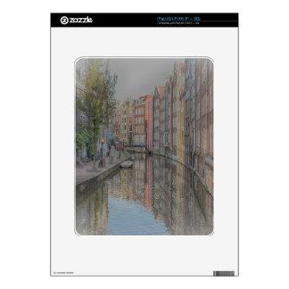 Amsterdam iPad Decal