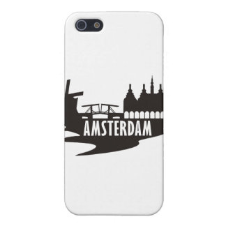 Amsterdam iPhone 5 Covers