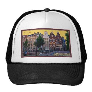 Amsterdam-Keizersgracht Centrum Trucker Hat