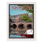 Amsterdam - Keizersgracht Post Cards