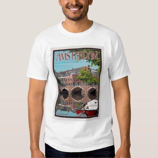 Amsterdam - Keizersgracht-RGrachtCentrum T-Shirt