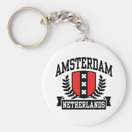 Amsterdam Keychain