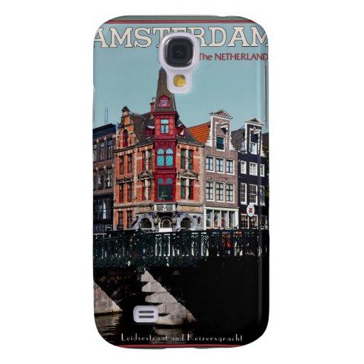 Amsterdam - Leidsestraat - Keizersgracht