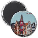 Amsterdam - Leidsestraat - Keizersgracht Imán De Frigorífico