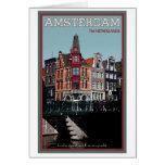 Amsterdam - Leidsestraat - Keizersgracht Tarjeta