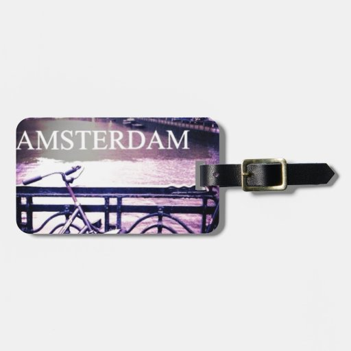 Amsterdam Bag Tags