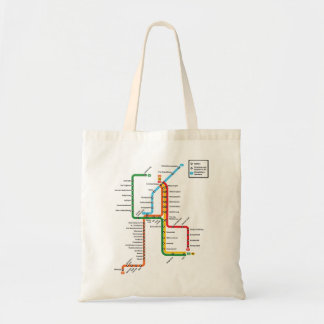 Amsterdam metro Bag