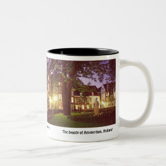 AMSTERDAM(Mojisola A Gbadamosi-Okubule) Mugs