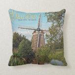 Amsterdam - molino de viento de las huevas del De  Cojines