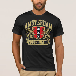 Amsterdam Nederland T-Shirt