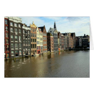 Amsterdam, Netherlands Greeting Cards