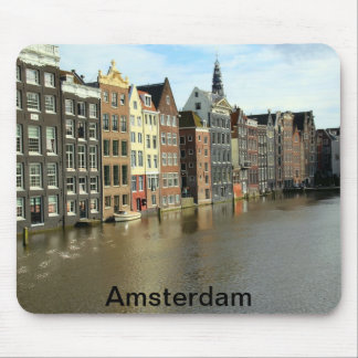 Amsterdam, Netherlands Mouse Pad